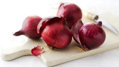 الولايات المتحدة الأمريكية. البصل الأحمر يقتل الخلايا السرطانية