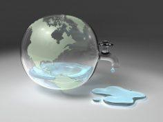 """العلماء يكشفون """"المناطق الساخنة"""" المعرضة للحروب على المياه"""