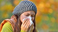 المزاج الجيد يقي من عدوى الأنفلونزا