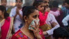 """التلوث """"له صلة بوفاة 9 ملايين"""" حول العالم في عام"""