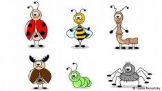 التعايش مع الحشرات..ربّ حشرة نافعة!