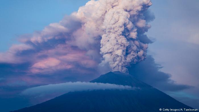 بركان بالي: من نقمة كارثية إلى نعمة بيئية؟!