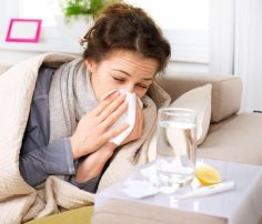العسل علاج منزلي لالتهاب الحلق