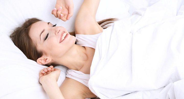 الأحلام الجيدة أثناء النوم انعكاس لراحة البال